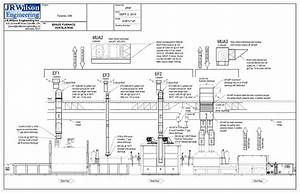 Hvac Plumbing Drawings And Calculations For Industrial