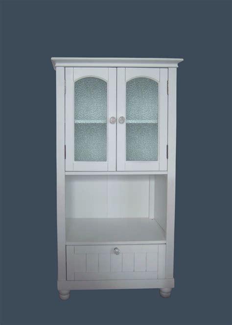 Bathroom Vanity Cabinet With Glass Doors  Cabinet Doors
