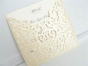 laser cut wedding invites laser cut wedding invitations With laser cut wedding invitations near me