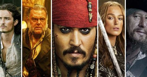 Each team is consist of 3 pirates, the last team to have a pirate surviving will win. Pirates of the Caribbean: The Worst Thing About Each Main Character, Ranked