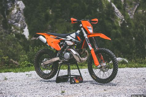 2017 Ktm Exc 300  First Look Review Derestricted