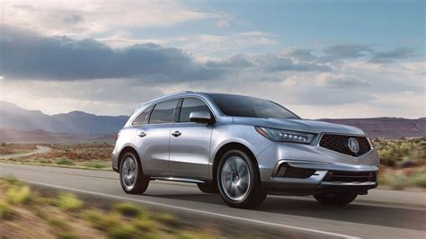 2018 Acura Mdx In Raleigh, Nc Leithcars