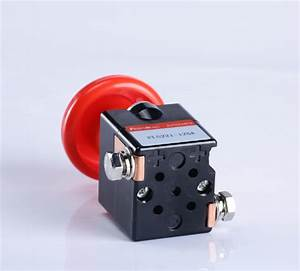 125amp Emergency Disconnect Switch Manual Stop Battery