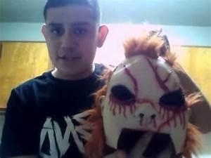 DJ BL3ND mask - YouTube