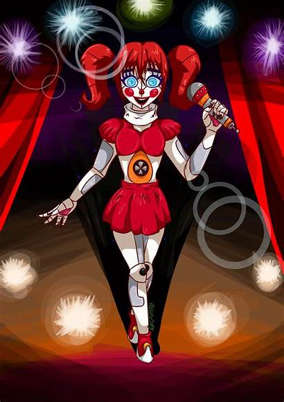 Circus Deviantart Thicc Anime Fnaf Drawing Join