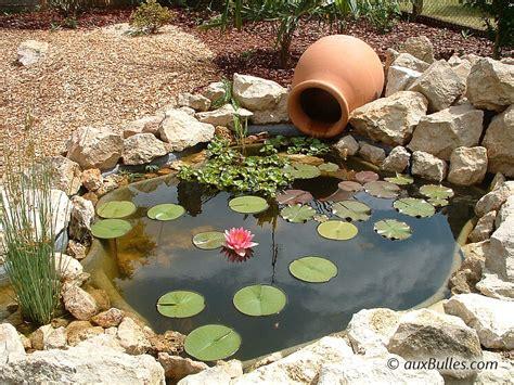 comment utiliser  bassin de jardin efficacement le