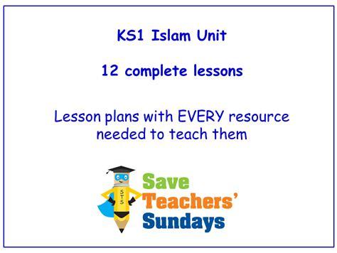 islam ks1 planning and resources by saveteacherssundays