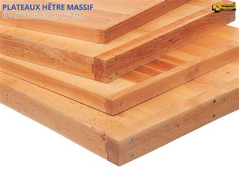 plateau cuisine bois plateaux d 39 établis bois massif etablis françois