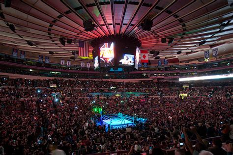 WWE News: Should WrestleMania Return to Madison Square ...