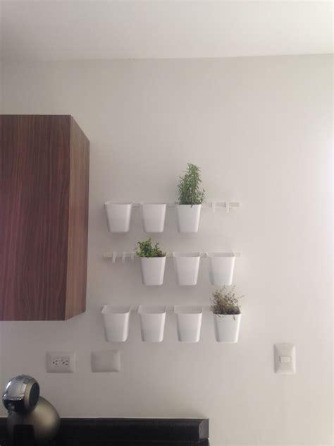 sunnersta rails  planters ikea home pinterest