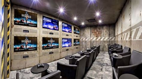 If You Couple The Media Room With The Game Room Then You