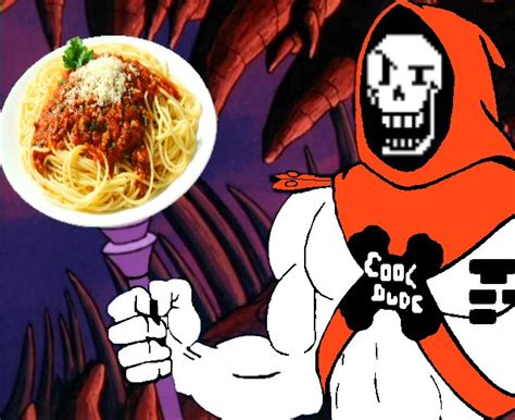 Papyrus Memes - papyrus spaghetti know your meme