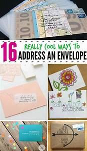 Mail Art 16 Really Cool Ways To Address An Envelope