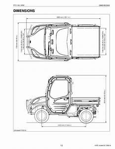 Kubota Rtv 1100 Parts Book