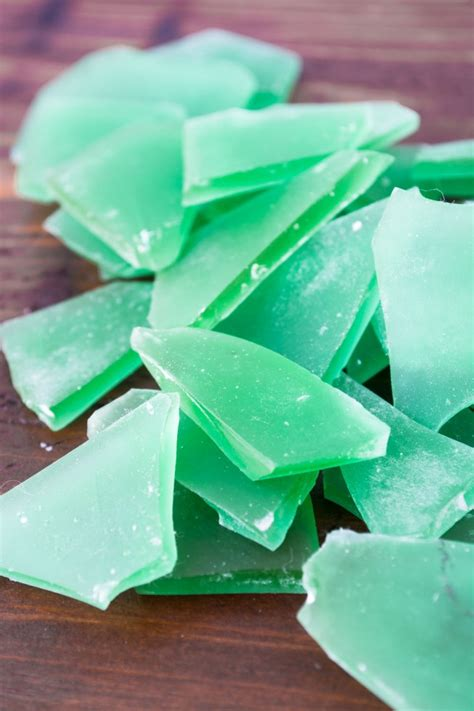 sea glass candy  view  great island