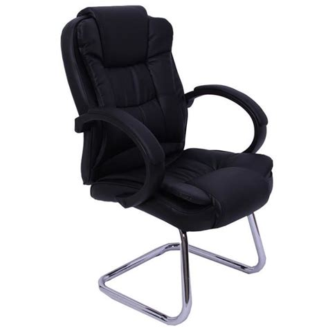 chaise de bureau sans roulettes