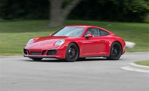 2017 Porsche 911 Carrera Gts Coupe Manual Test