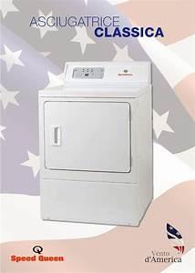 Lavatrice americana mod carica dall alto Vento d'America