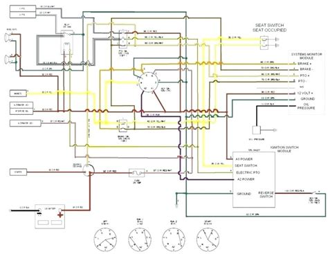 Tractor Trailer Electrical Wiring Schematic by Cub Cadet Wiring Diagram Xt1 Wiring Diagram