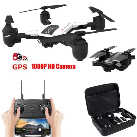 drone  pro  selfi wifi fpv gps  p hd camera foldable rc quadcopter  rc helicopters