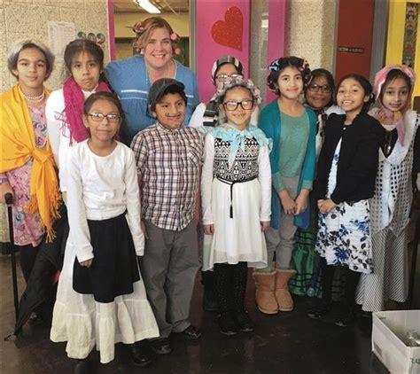 multicultural magnet school homepage