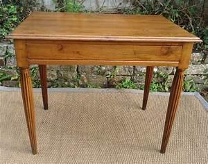 Petite Table Bureau : petite table bureau ~ Teatrodelosmanantiales.com Idées de Décoration