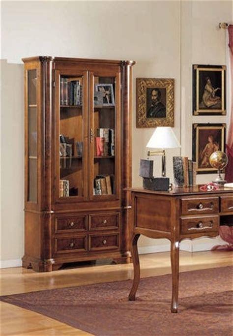 Swinging Bookcase by Bookcase With Swinging Doors Btc Luxury Furniture Mr