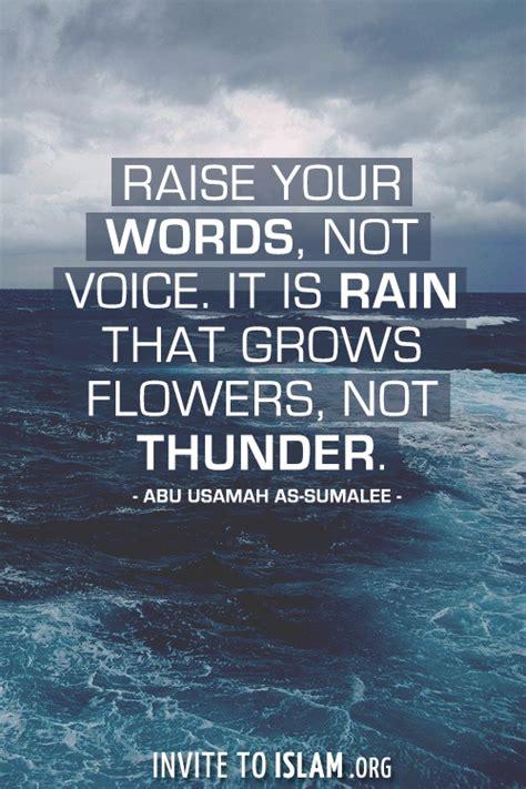 thunder rain quotes quotesgram