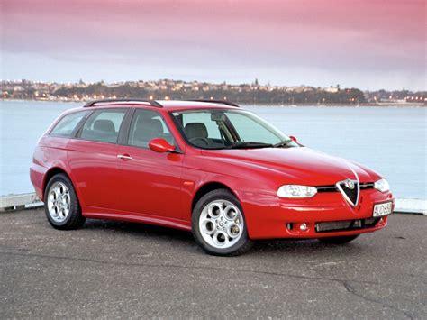 Alfa Romeo 156 Sportwagon Specs  2000, 2001, 2002, 2003
