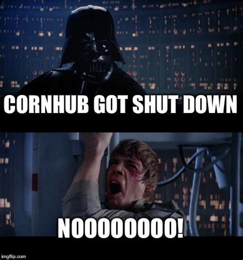 Shut Down Meme - star wars no meme imgflip
