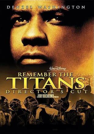 summary remember  titans