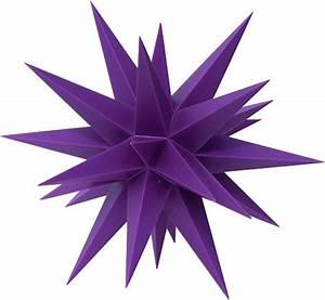Herrnhuter Stern Beleuchtung : kleiner herrnhuter stern violett f r 13 00 ~ Michelbontemps.com Haus und Dekorationen