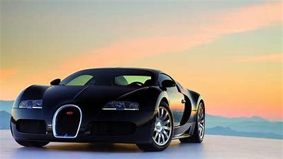 Bugatti Cool Wallpapers Veyron Cars Chiron 3d