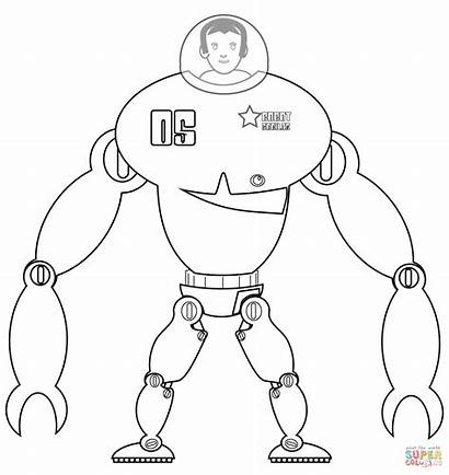 Coloring Pages Cyborg Under Armour Fi Sci