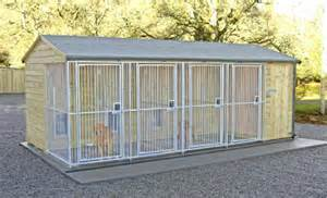 Dog Kennel Plans Designs