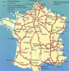 Carte De France Autoroute : la france cours 3 me mistral ~ Medecine-chirurgie-esthetiques.com Avis de Voitures