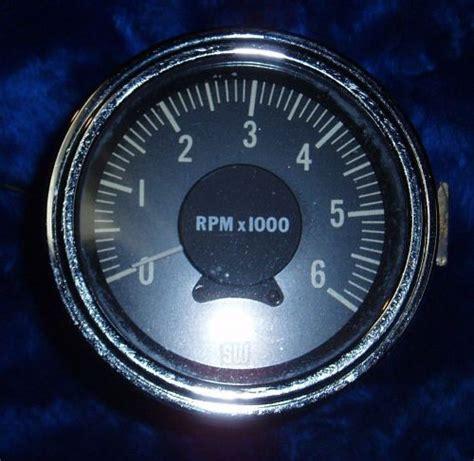 buy stewart warner rpm    gauge   usa