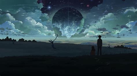 Popular Anime Wallpaper - breathtaking backgrounds from 13 popular anime titles