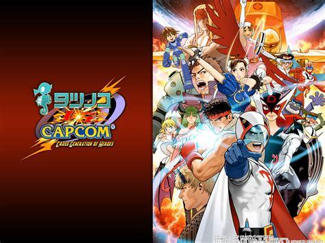 Tatsunoko Vs Capcom Cross Generation Of Heroes (game