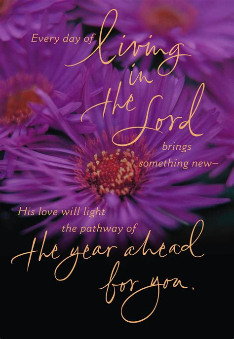 Enjoy your day today, and may god continue to pour out his richest love upon you. Joyous Prayer Religious Birthday Card - Greeting Cards ...