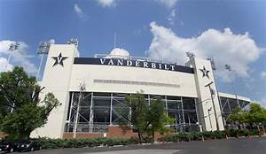 Vanderbilt Stadium In Nashville, TN Editorial Photo ...