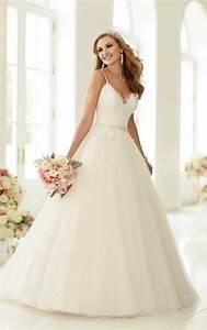wedding dresses princess style wedding gown stella york With wedding dressed