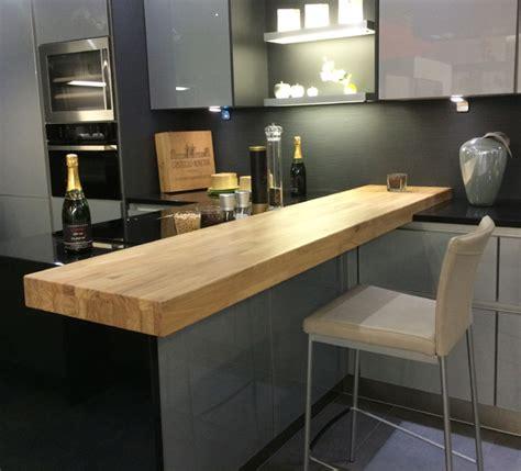 largeur bar cuisine un plan snack dans ma cuisine flip design boisflip
