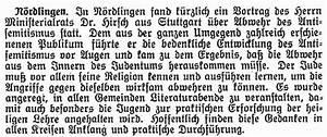 Texte Und Weitere Informationen Zur J U00fcdischen Geschichte Der Stadt Im 19   20  Jahrhundert