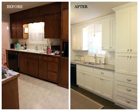Kitchen Before and After ? 3A DESIGN STUDIO