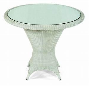 Glasplatte Rund 50 Cm : gartentisch bonaire white washed 110 cm rund inkl glasplatte ~ Frokenaadalensverden.com Haus und Dekorationen