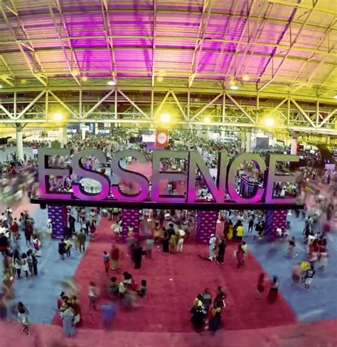 experience great     essence festival