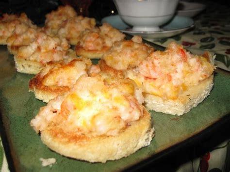 shrimp canape recipe angie 39 s shrimp canapes recipe