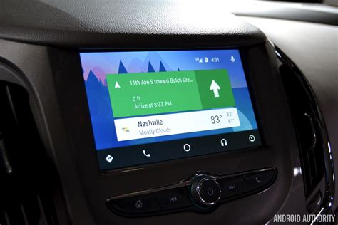 2017 Cars With Android Auto by Android Auto Will Soon Run On Your Phone No Android Auto