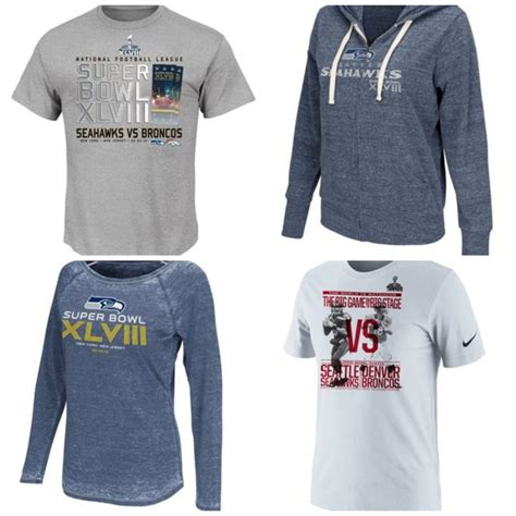 congratulations seahawks superbowl xlviii bound apparel